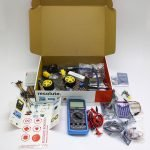 Resolute Robotics 4 in 1 Engineering and Computer Sciences Kit: Advanced